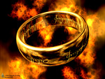 The Ring – Lord of the Rings