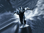 The Rise Of Silver Surfer